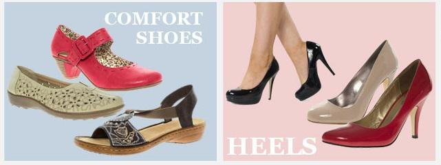 Heels vs Shoes